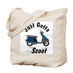 Just Gotta Scoot Elite Tote Bag