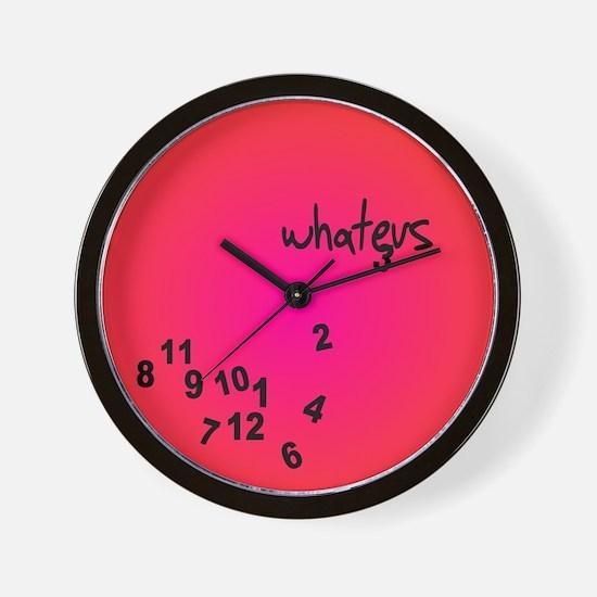 Funny Clock Wall