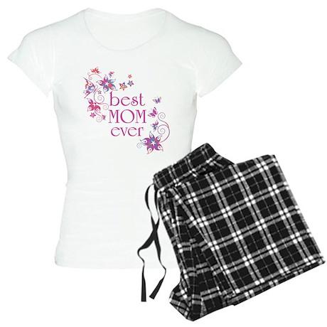 Best Mom Ever 3 Women's Light Pajamas