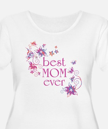 Best Mom Ever 3 T-Shirt