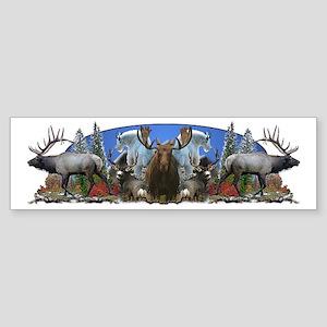 Big Game Sticker (Bumper)