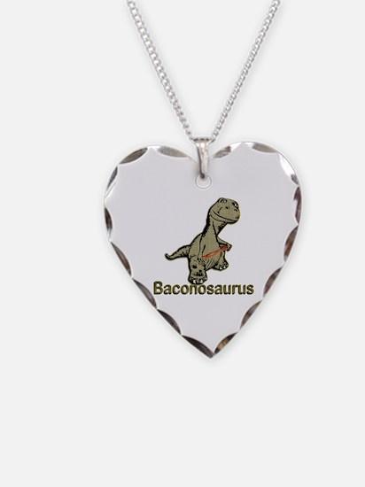 Baconosaurus Necklace