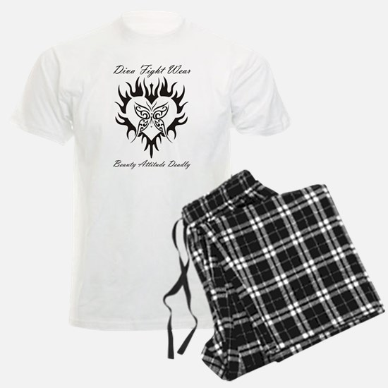 """""""Diva Fight Wear"""" Pajamas"""