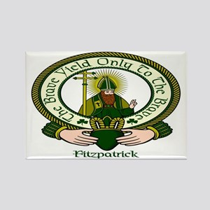 Fitzpatrick Clan Motto Rectangle Magnet (10 pack)