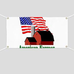 The American Farmer Banner