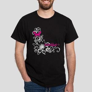 Dharma Punk Lotus Tshirt (black)