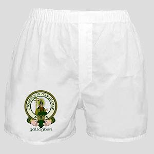 Gallagher Clan Motto Boxer Shorts