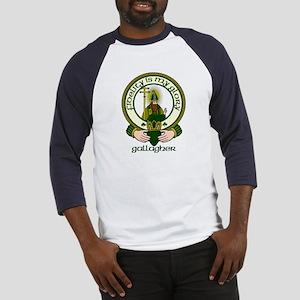 Gallagher Clan Motto Baseball Jersey