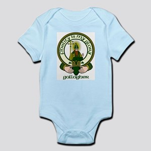 Gallagher Clan Motto Infant Creeper
