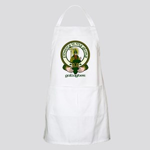 Gallagher Clan Motto Chef's Apron