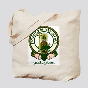 Gallagher Clan Motto Tote Bag