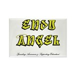 ERC SisterGirls Rectangle Magnet (100 pack)