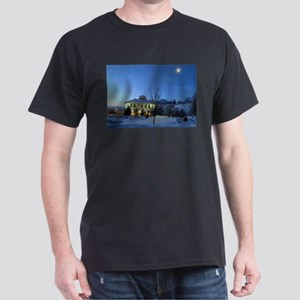 Old School House Dark T-Shirt