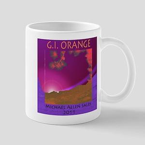 G.I. Orange Mug