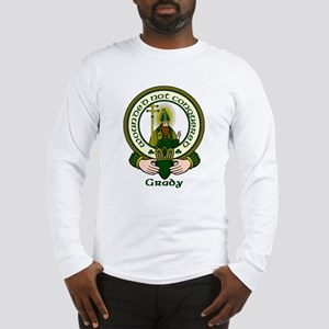 Grady Clan Motto Long Sleeve T-Shirt