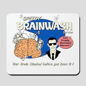 SPEEDY BRAINWASH Mousepad
