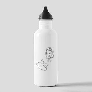 Ludwig Van Beethoven Stainless Water Bottle 1.0L
