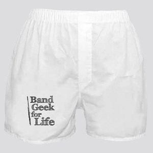 Flute Band Geek Boxer Shorts