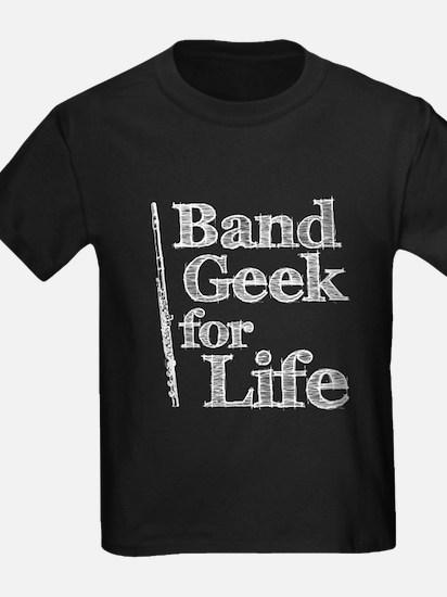 Flute Band Geek T