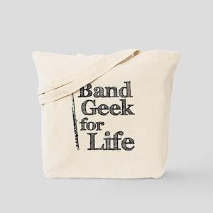Flute Band Geek Tote Bag