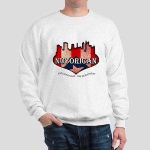NuYoRicaN Sweatshirt