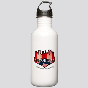 NuYoRicaN Stainless Water Bottle 1.0L