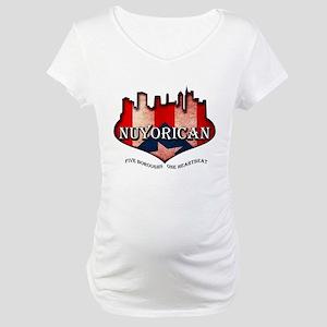 NuYoRicaN Maternity T-Shirt