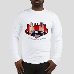 NuYoRicaN Long Sleeve T-Shirt