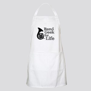 French Horn Band Geek Apron