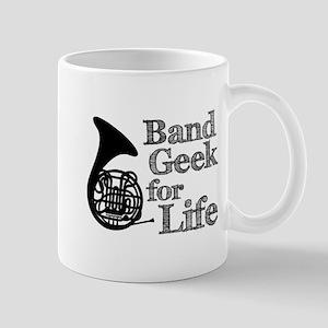 French Horn Band Geek Mug