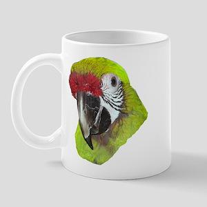 Millitary Macaw Mug