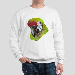Millitary Macaw Sweatshirt