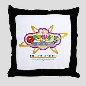 Genius In Training Throw Pillow
