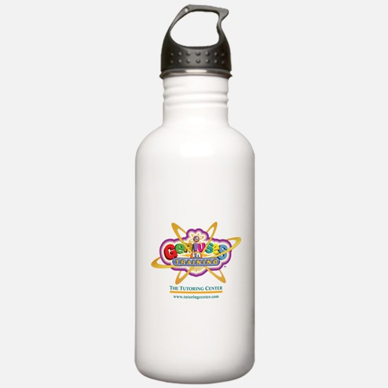 Genius In Training Water Bottle
