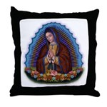 Lady of Guadalupe T3 Throw Pillow