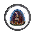 Lady of Guadalupe T3 Wall Clock