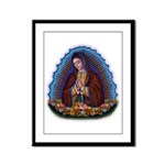 Lady of Guadalupe T3 Framed Panel Print