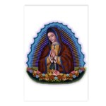 Lady of Guadalupe T3 Postcards (Package of 8)