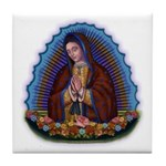 Lady of Guadalupe T3 Tile Coaster