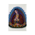 Lady of Guadalupe T3 Rectangle Magnet