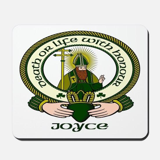 Joyce Clan Motto Mousepad