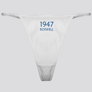 1947 Roswell - Classic Thong