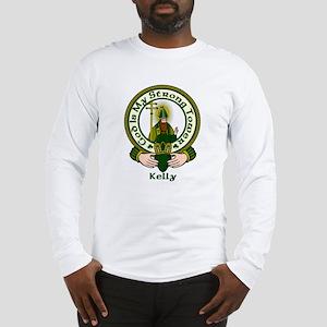 Kelly Clan Motto Long Sleeve T-Shirt