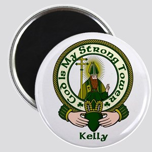 "Kelly Clan Motto 2.25"" Magnet (10 pack)"