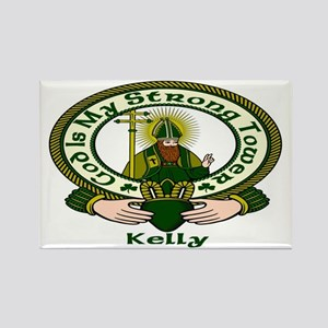 Kelly Clan Motto Rectangle Magnet (10 pack)