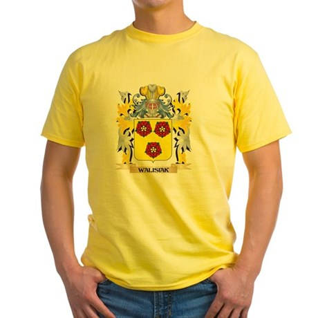 Walisiak Family Crest - Coat of Arms T-Shirt