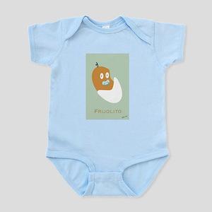 Baby Bean/ Frijolito Infant Creeper