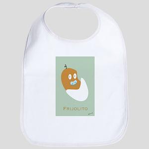 Baby Bean/ Frijolito Bib