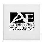 Acting Ensemble Stage Company Tile Coaster
