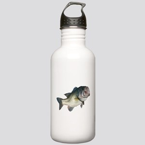 Bass Fisherman Stainless Water Bottle 1.0L